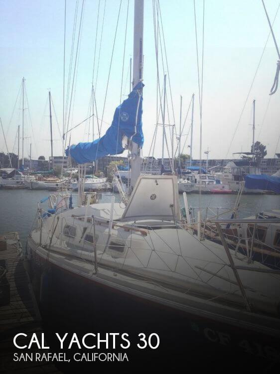 1974 Cal Yachts 30 - Photo #1
