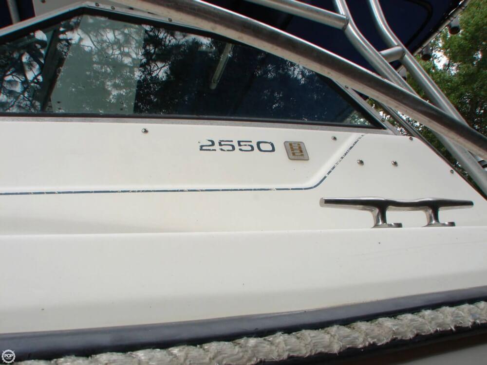 1989 Pursuit 2550 Cuddy Cabin - Photo #33
