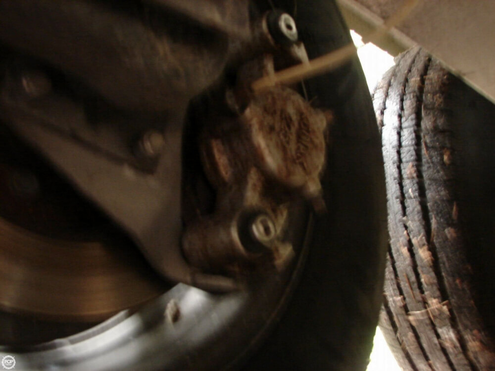 Disk Brake On First Axle