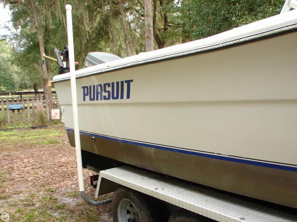 1989 Pursuit 2550 Cuddy Cabin - Photo #40