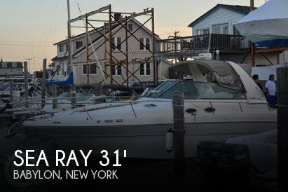 Used Sea Ray 310 Sundancer Boats For Sale by owner | 1998 Sea Ray 310 Sundancer