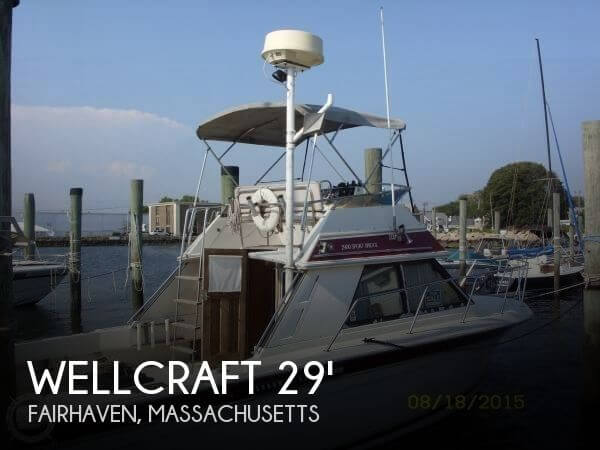 Used Wellcraft 29 Boats For Sale by owner | 1984 Wellcraft 2900 Sport Bridge