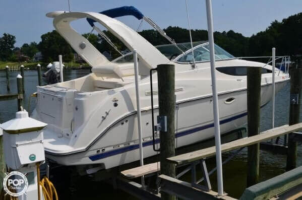 2008 Bayliner 285 SB Cruiser - Photo #3