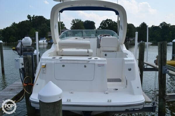 2008 Bayliner 285 SB Cruiser - Photo #4