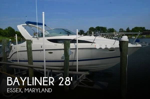 2008 Bayliner 285 SB Cruiser