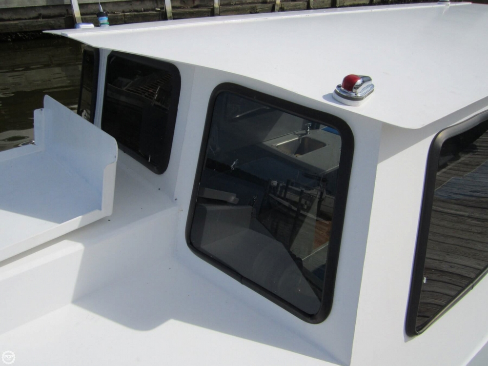 2015 Custom boat for sale, model of the boat is 25 Pilothouse & Image # 17 of 41