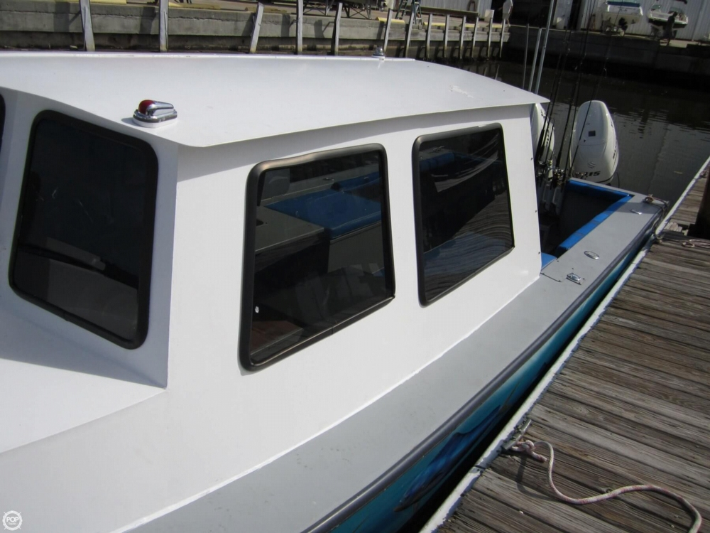 2015 Custom boat for sale, model of the boat is 25 Pilothouse & Image # 18 of 41