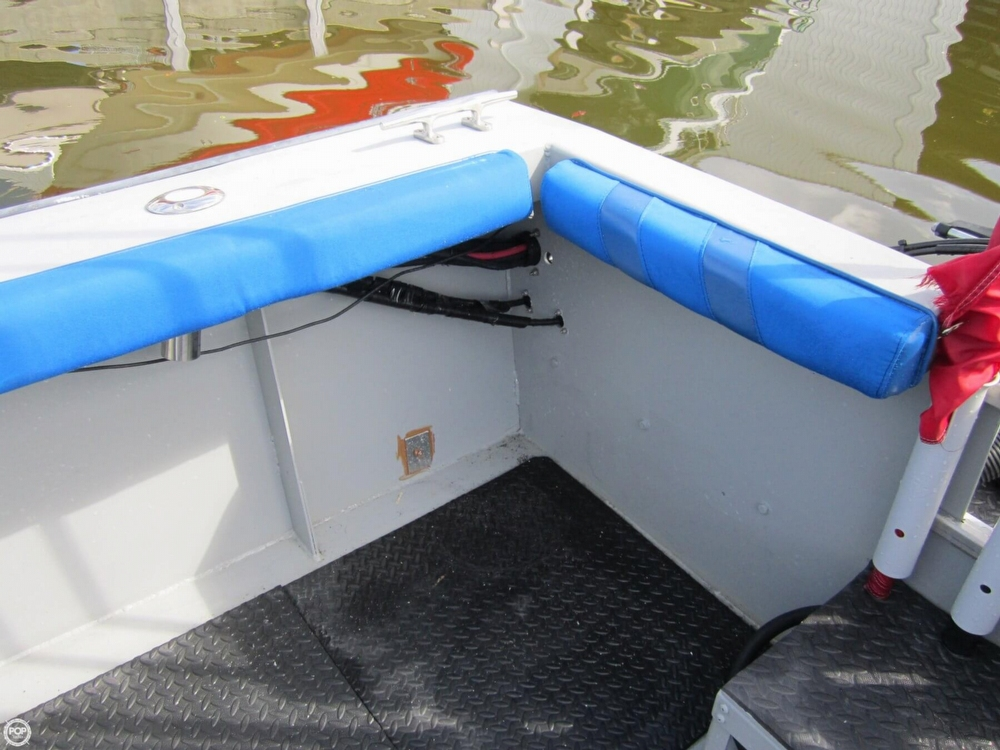 2015 Custom boat for sale, model of the boat is 25 Pilothouse & Image # 27 of 41