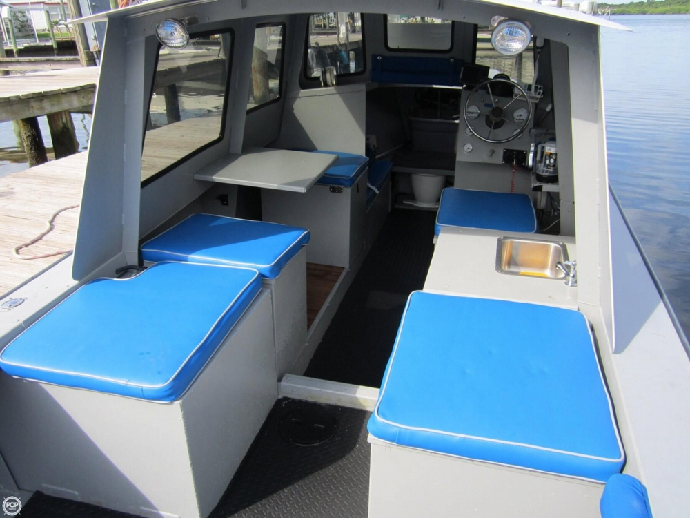 2015 Custom boat for sale, model of the boat is 25 Pilothouse & Image # 4 of 41