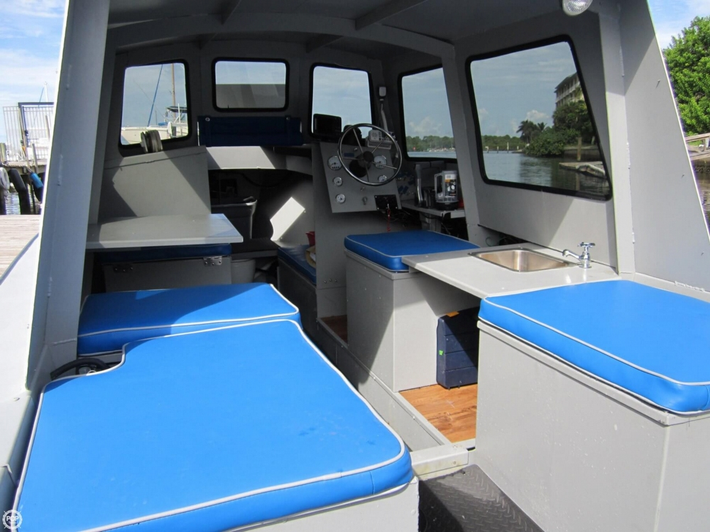 2015 Custom boat for sale, model of the boat is 25 Pilothouse & Image # 31 of 41