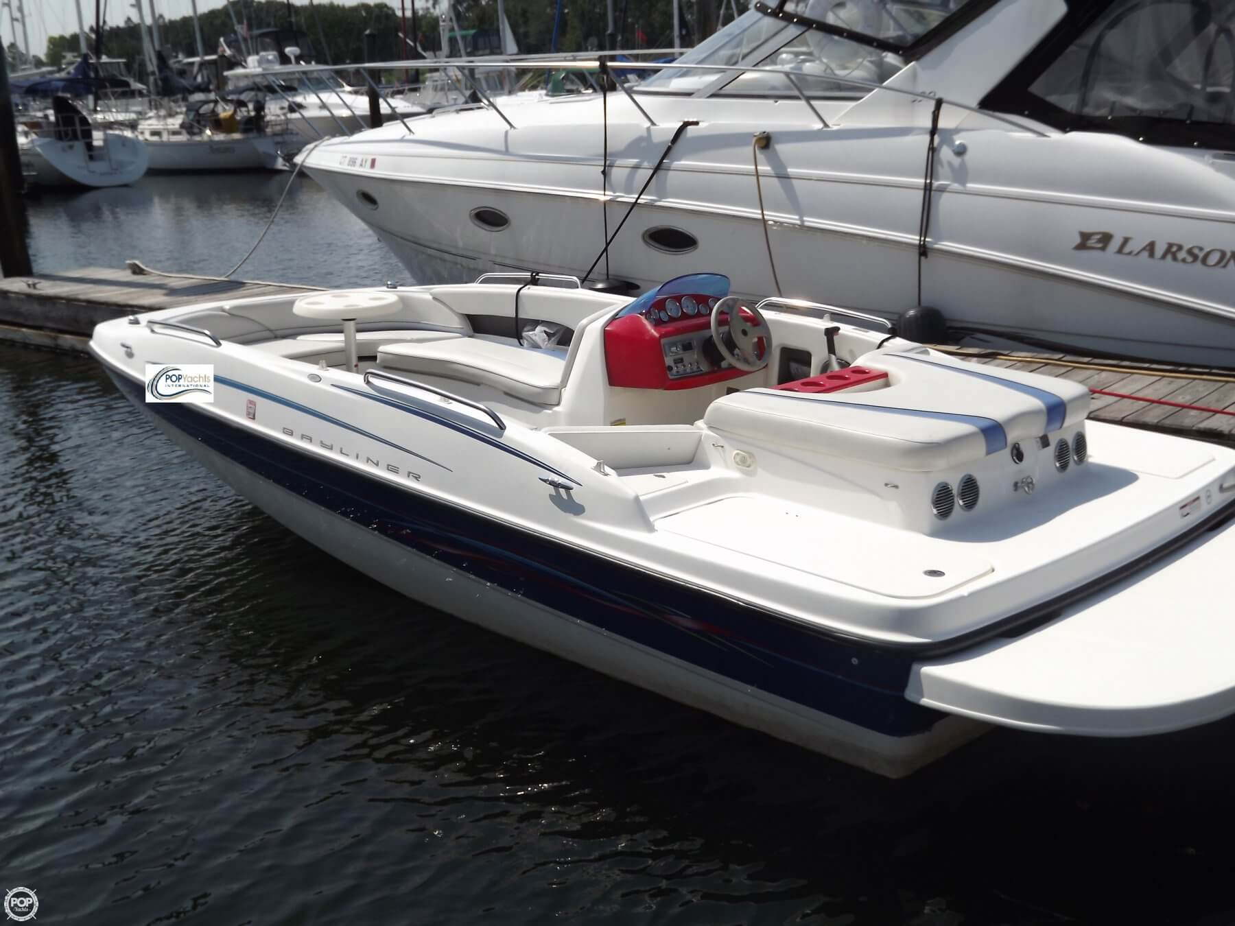 2006 Bayliner 197 SD For Sale