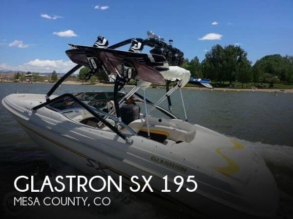 2005 Glastron SX 195 - Photo #1