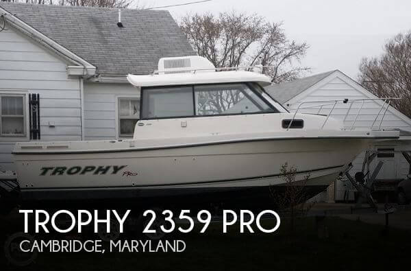 2003 TROPHY 2359 PRO for sale