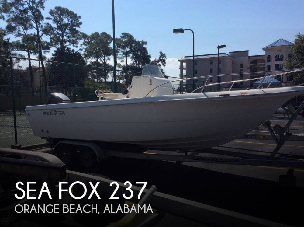 2003 Sea Fox 237 - Photo #1