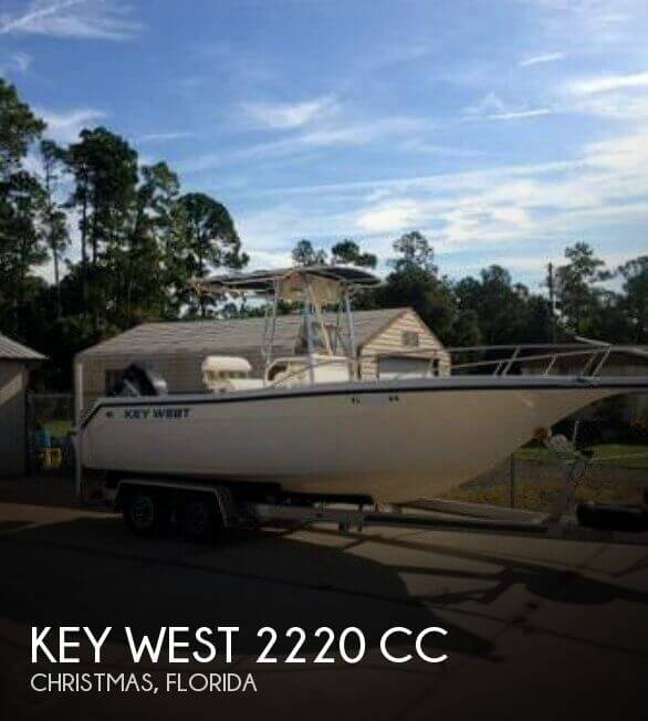 2000 KEY WEST 2220 CC for sale