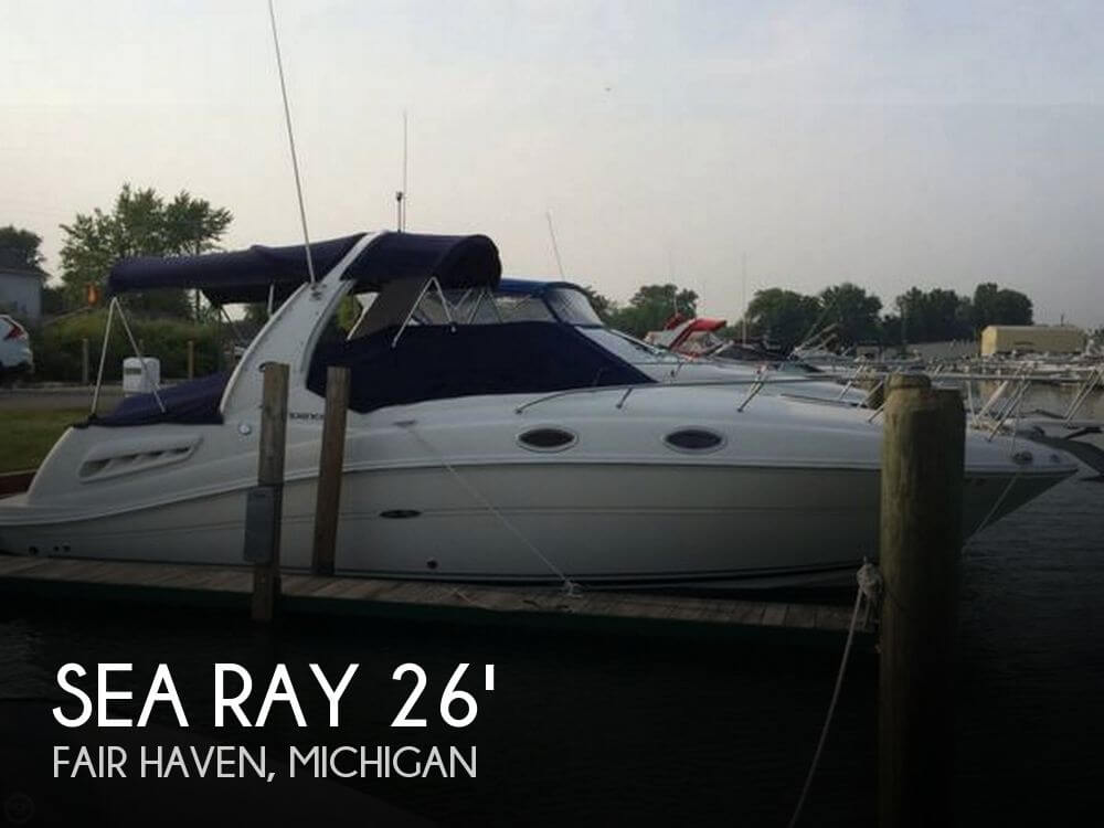 2005 Sea Ray 260 Sundancer - Photo #1
