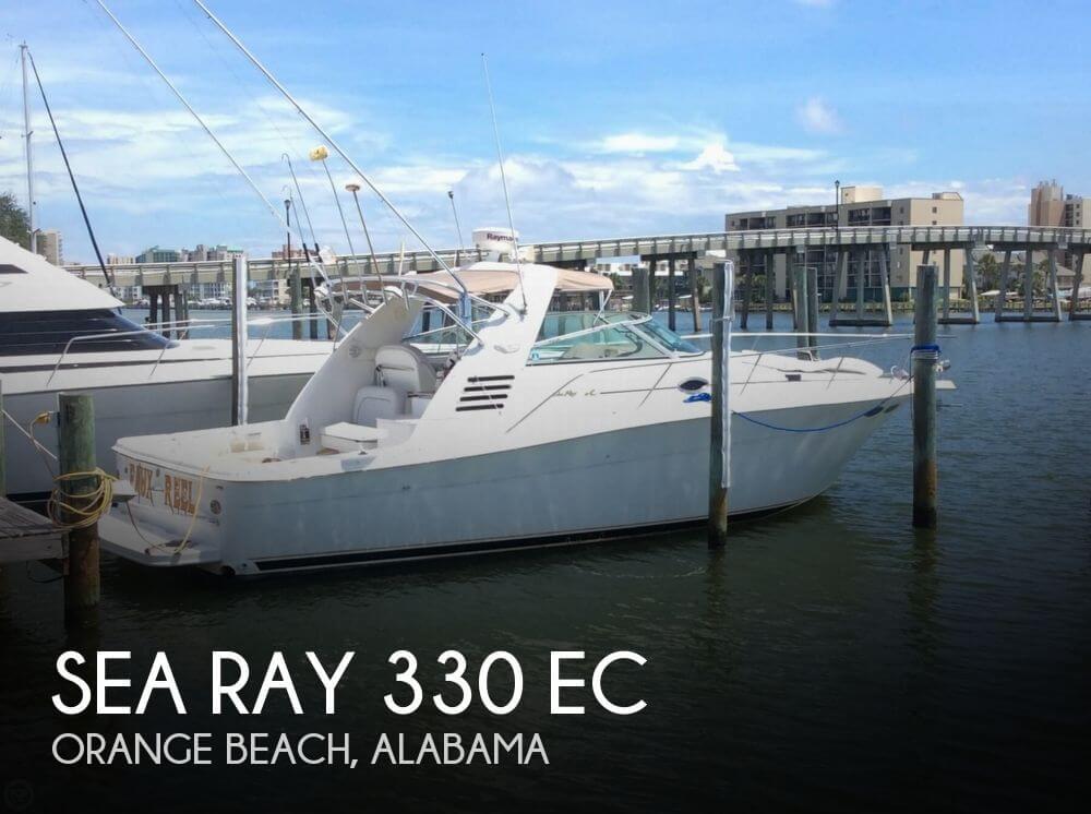 1999 Sea Ray 330 EC - Photo #1