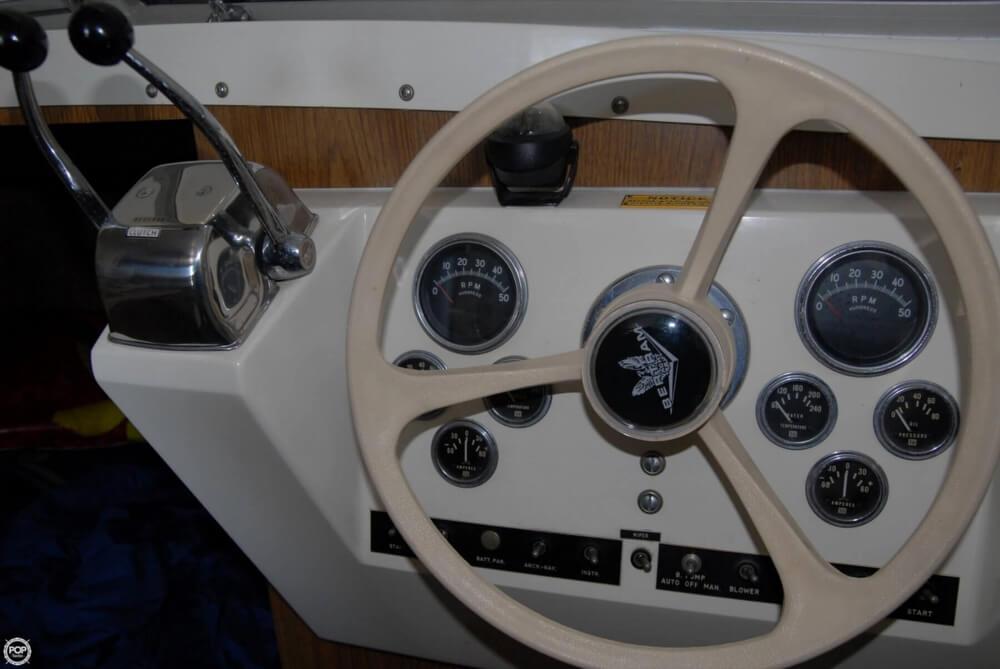 1974 Bertram 28 Flybridge Cruiser - Photo #27