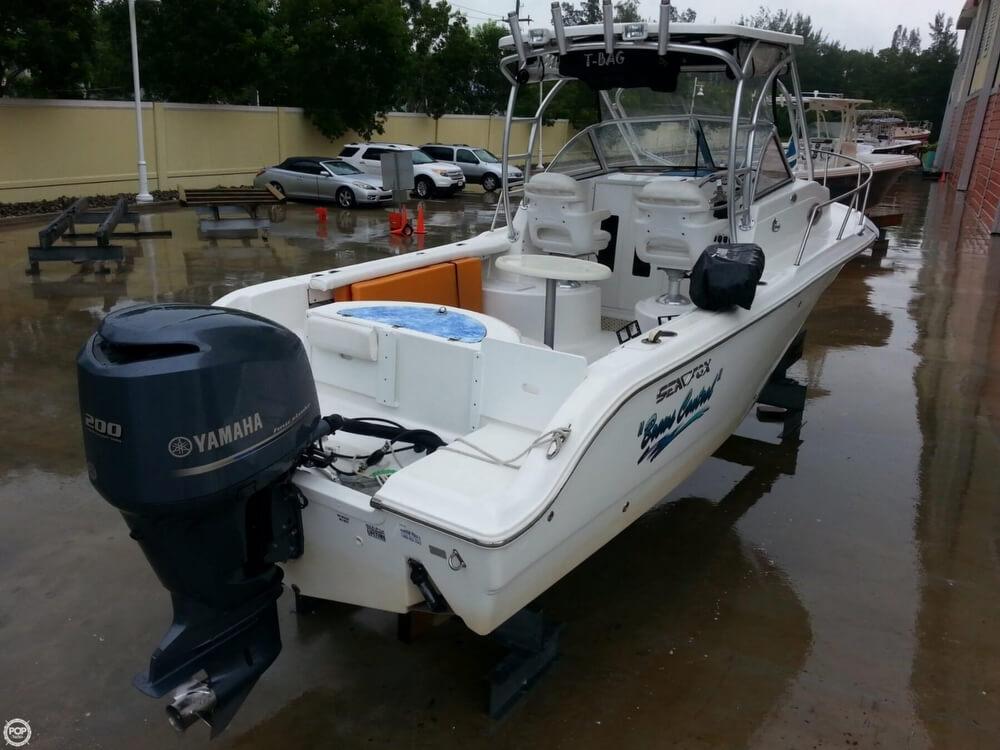 2012 Sea Fox 236 WA PRO SERIES - Photo #8