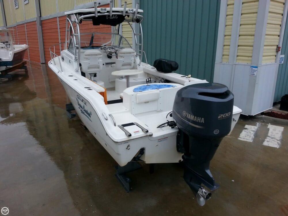 2012 Sea Fox 236 WA PRO SERIES - Photo #9