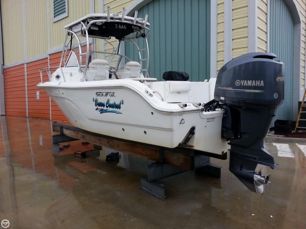 2012 Sea Fox 236 WA PRO SERIES - Photo #3