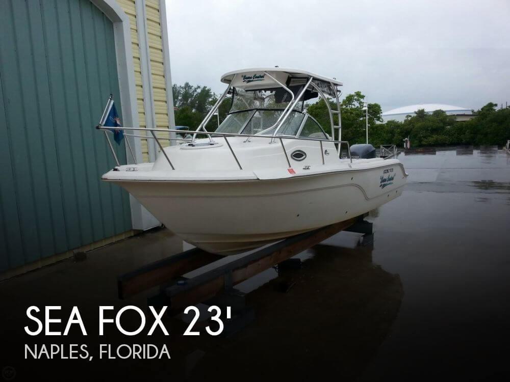 2012 Sea Fox 236 WA PRO SERIES - Photo #1