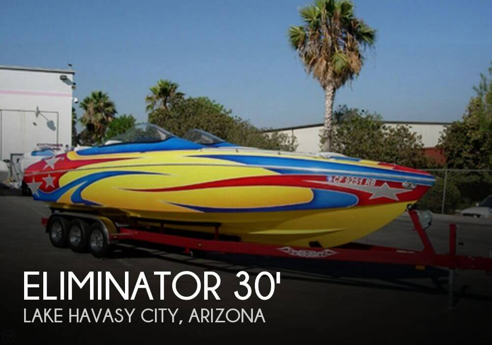 Used ELIMINATOR Boats For Sale by owner | 2005 Eliminator 30