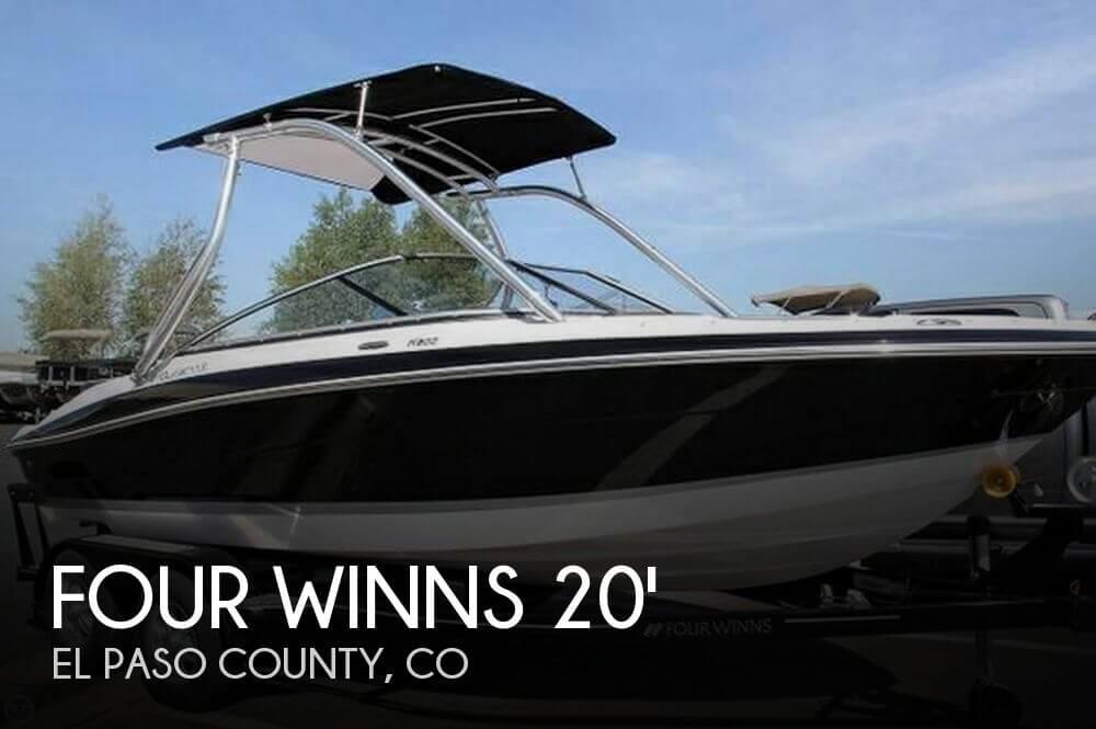 2012 Four Winns Horizon 200 - Photo #1