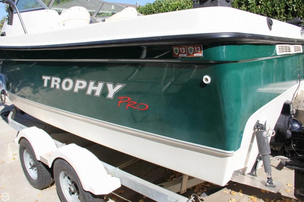 2005 Trophy 2052 Pro - Photo #16