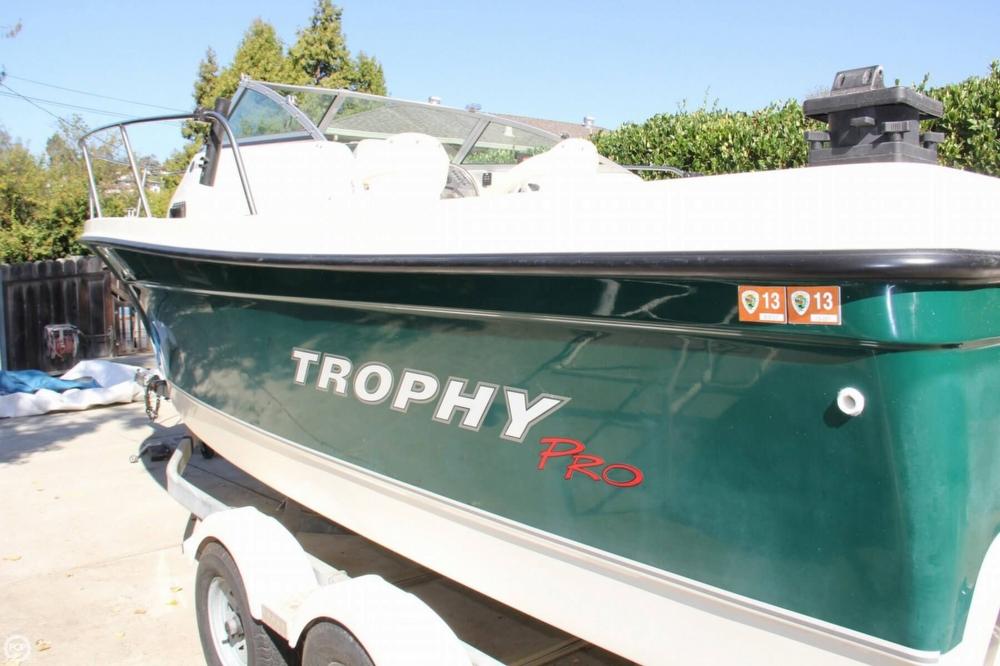 2005 Trophy 2052 Pro - Photo #17
