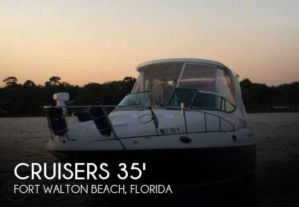 Used CRUISERS Boats For Sale by owner | 2000 Cruisers 35