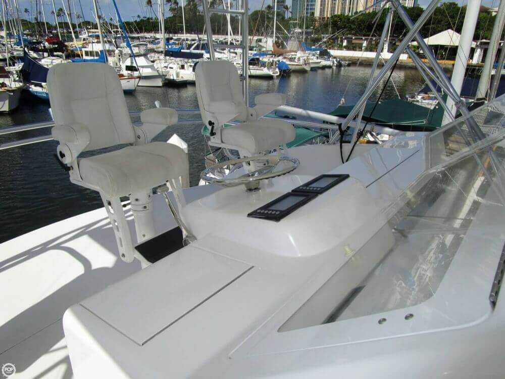 2005 Viking boat for sale, model of the boat is 65 Convertible & Image # 7 of 40