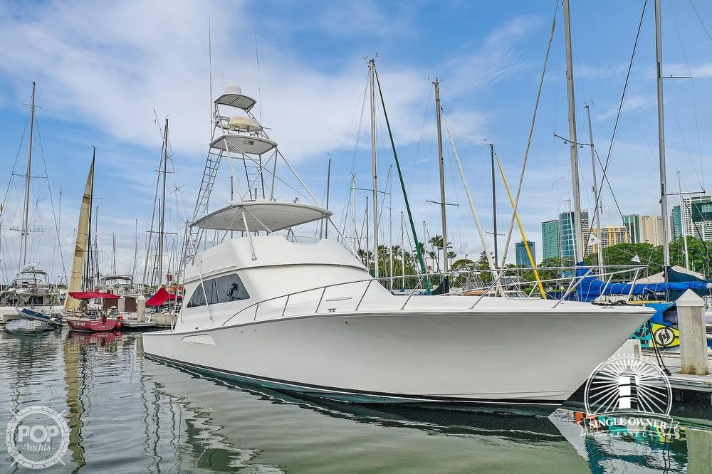 2005 Viking boat for sale, model of the boat is 65 Convertible & Image # 29 of 41