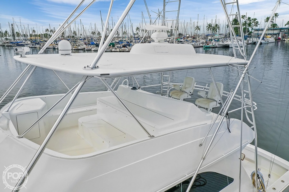 2005 Viking boat for sale, model of the boat is 65 Convertible & Image # 26 of 41