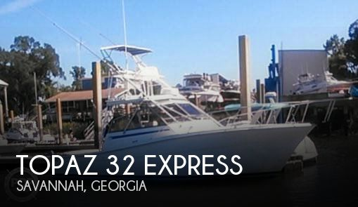 Used Topaz Boats For Sale in Georgia by owner | 1989 Topaz 32