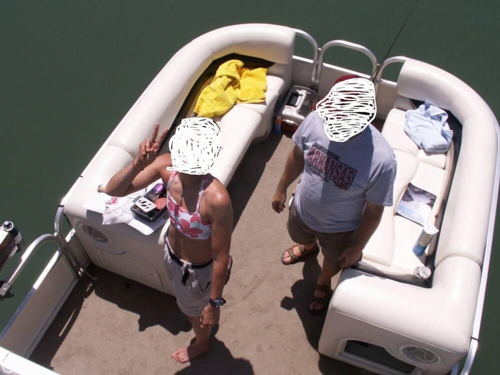 2007 Sun Tracker 30 Party Hut - Photo #15