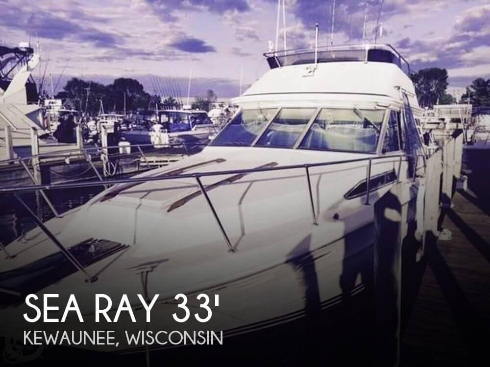 1985 Sea Ray 340 Sedan Bridge - Photo #1