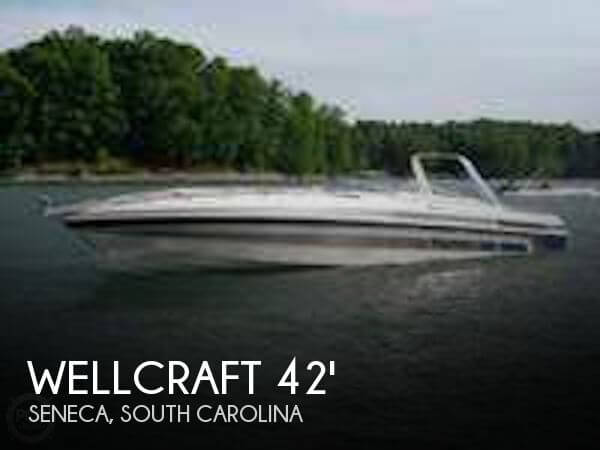 Used Boats For Sale in Greenville, South Carolina by owner | 1986 Wellcraft 42