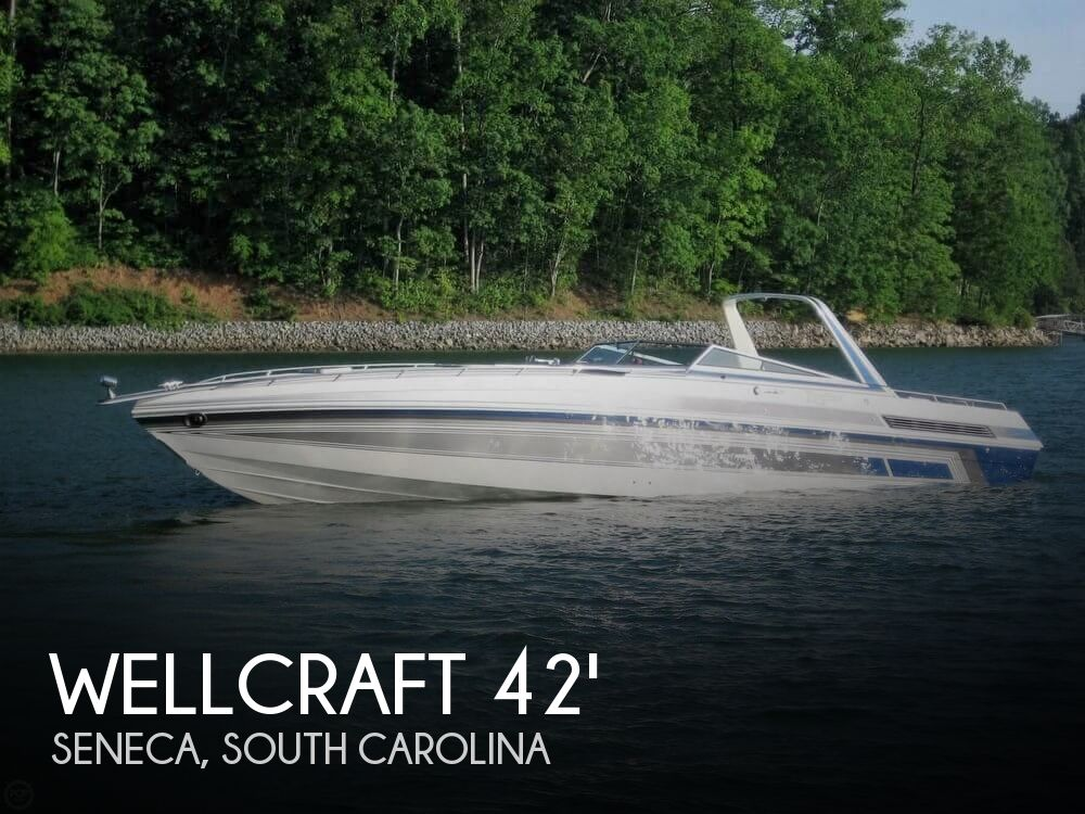 1986 WELLCRAFT 42 EXCALIBUR EAGLE for sale