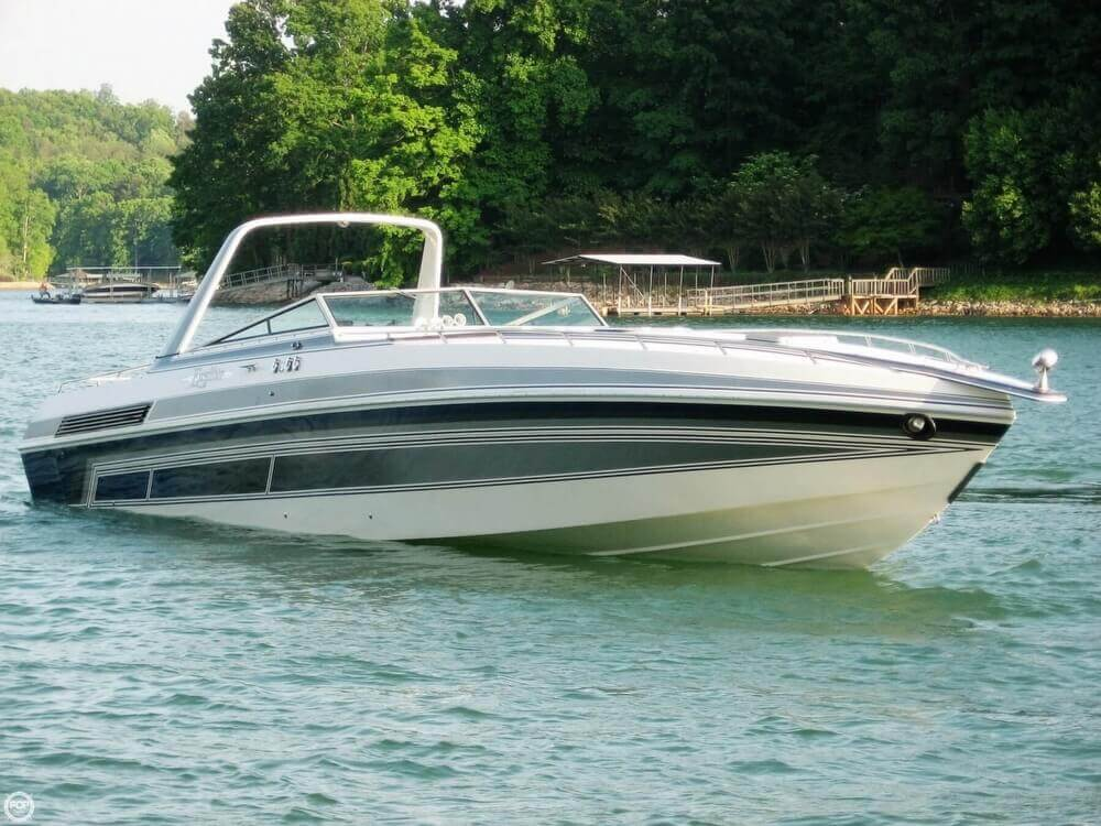 1986 Wellcraft boat for sale, model of the boat is 42 Excalibur Eagle & Image # 3 of 40