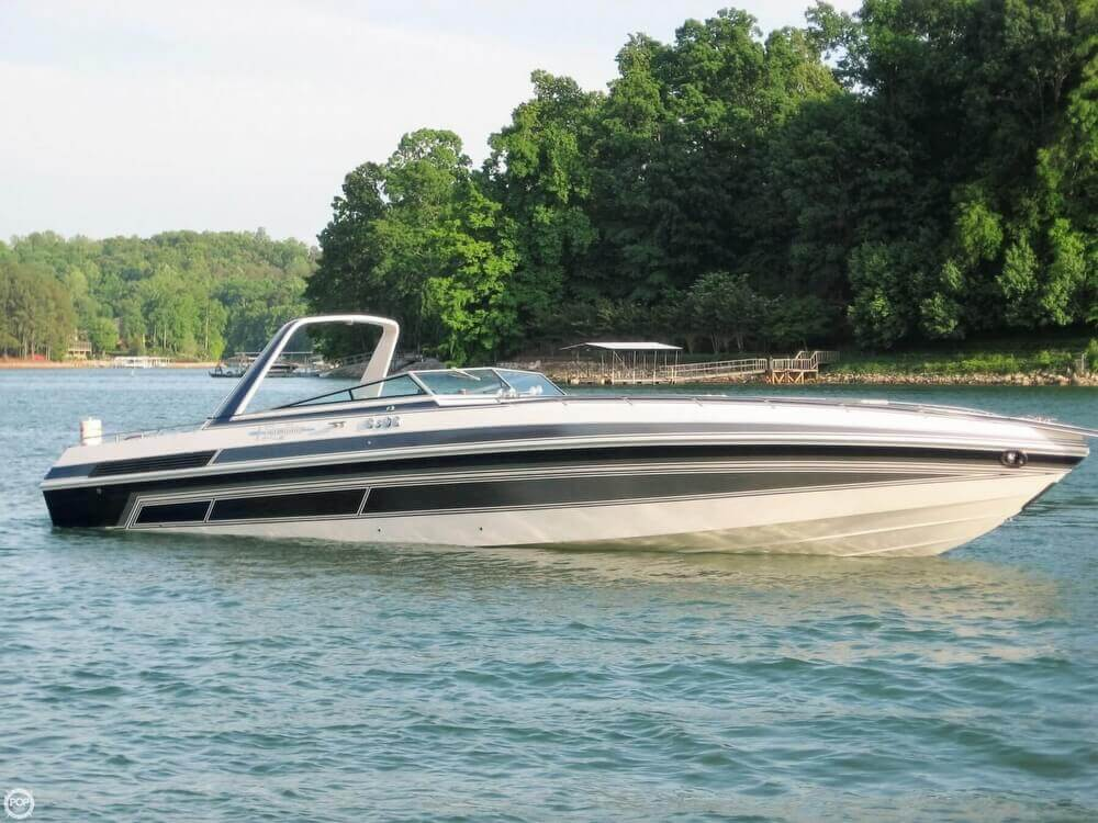 1986 Wellcraft boat for sale, model of the boat is 42 Excalibur Eagle & Image # 4 of 40