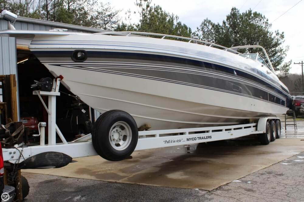 1986 Wellcraft boat for sale, model of the boat is 42 Excalibur Eagle & Image # 5 of 40