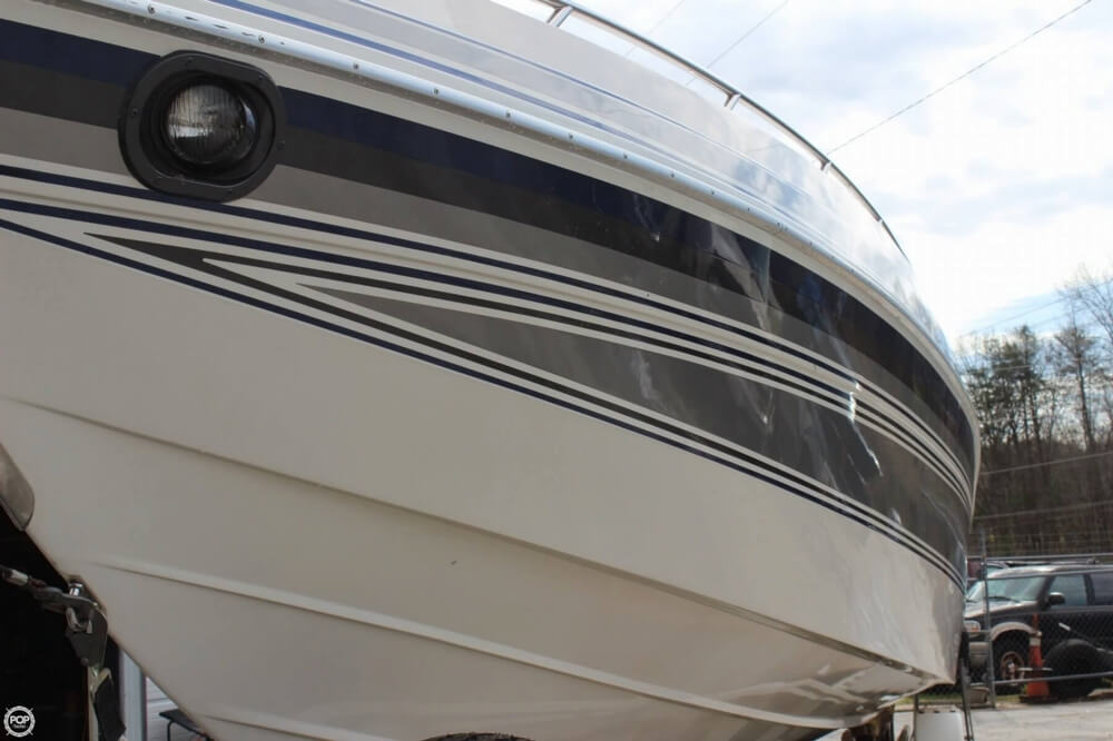 1986 Wellcraft boat for sale, model of the boat is 42 Excalibur Eagle & Image # 7 of 40