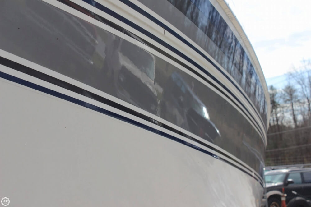 1986 Wellcraft boat for sale, model of the boat is 42 Excalibur Eagle & Image # 8 of 40
