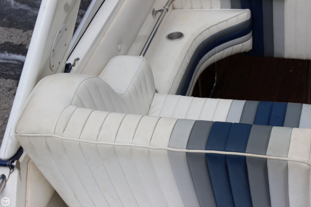 1986 Wellcraft boat for sale, model of the boat is 42 Excalibur Eagle & Image # 21 of 40