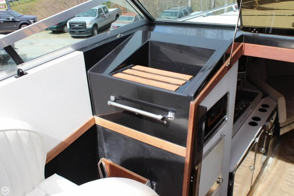 1986 Wellcraft boat for sale, model of the boat is 42 Excalibur Eagle & Image # 29 of 40