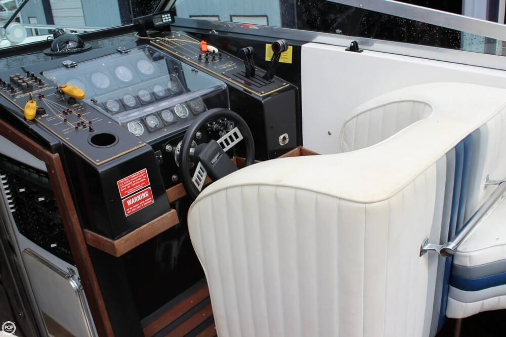 1986 Wellcraft boat for sale, model of the boat is 42 Excalibur Eagle & Image # 31 of 40