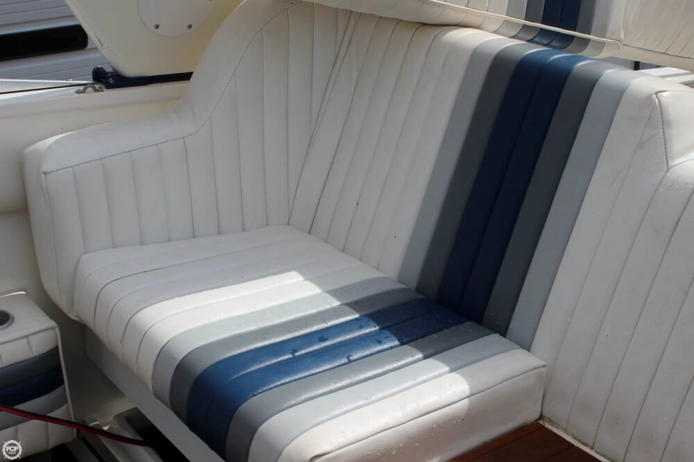 1986 Wellcraft boat for sale, model of the boat is 42 Excalibur Eagle & Image # 34 of 40