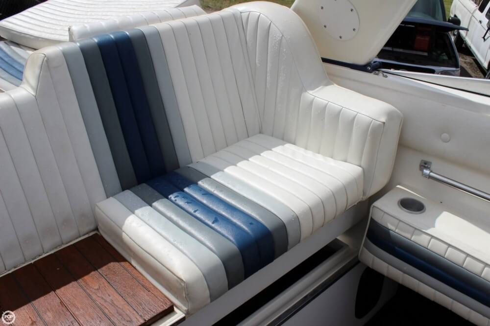 1986 Wellcraft boat for sale, model of the boat is 42 Excalibur Eagle & Image # 35 of 40