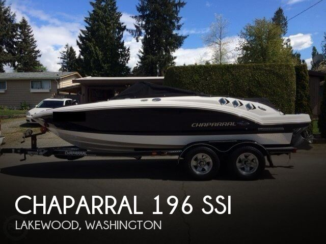 2012 CHAPARRAL 196 SSI for sale
